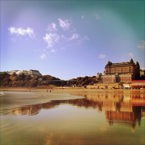 Grand Reflections, Scarborough, Yorkshire