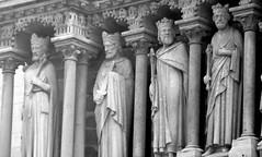 paris 3 (ondey) Tags: paris france church statue de europe cathedral gothic medieval notredame gargoyle cathédrale kings notre dame francie kostel evropa katedrála paříž chrám gotika sochy středověk chrlič králově