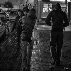 Otra tarde como las demás,  demasiado martes demasiado igual - p365jvr - 17 de diciembre de 2013. 351/365 (Javier Vegas (Alias El Vegas)) Tags: vegas lluvia nikon streetphotography 350 17 12 diciembre palencia d90 2013 p365jvr