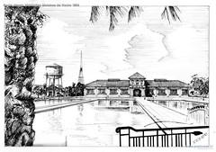 Porto Alegre Hidráulica Moinhos de Vento 1939