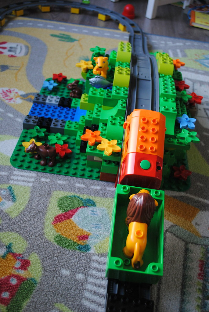 The Worlds Best Photos Of Duplo And Train Flickr Hive Mind