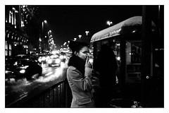 Varsovie (Punkrocker*) Tags: street leica city travel winter film night 35mm kodak trix poland polska nb 1600 summicron warsaw pushed asph warszawa m7 varsovie pologne 352 bwfp