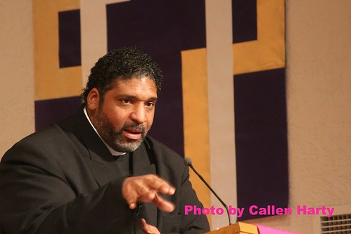 Rev. Dr. William Barber of the Poor People's Campaign