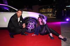 8-Citycar Sur presenta los nuevos Mercedes-Benz Clase C y GLA con la espectacular actuación de Nancys Rubias