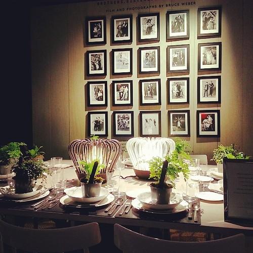Dining by #Design #DIFFA #barneys