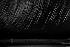 600DPI- (navneetsingh10886) Tags: longexposure beach night shower florida meteor startrails blending