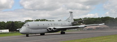 Hawker Siddeley Nimrod MR2 (801) -  XV226 - Cold War Jet Open Day Bruntingthorpe 25 May 14 (Rob Lovesey) Tags: cold war day open 14 jet may 25 mr2 hawker nimrod 801 siddeley bruntingthorpe xv226