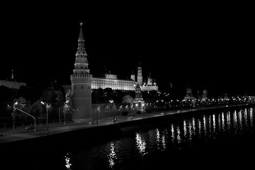 Kremlin and Moscow river /  ©  Still ePsiLoN