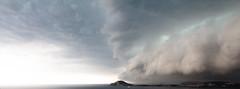 Storm (Giorgia Spizzuoco) Tags: sea storm clouds composition triangle nuvole napoli naples miseno