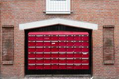 brievenbussen in Leeuwarden