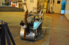 English Electric Wren G-EBNV Shuttleworth Collection (Richard.Crockett 64) Tags: bedfordshire airshow wren ultralight shuttleworth 2015 englishelectric shuttleworthcollection oldwarden gebnv militarypageant