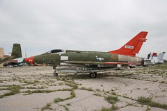 "QF-100D Super Sabre 11 • <a style=""font-size:0.8em;"" href=""http://www.flickr.com/photos/81723459@N04/19794302025/"" target=""_blank"">View on Flickr</a>"