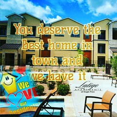 #you #deserve the #best #home in #town and we have it #latigoeaglepass #luxury #living #we #❤ our residents (latigoeaglepass) Tags: we latigoeaglepass deserve town you best living home luxury