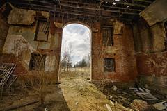Bushong Door (Kansas Poetry (Patrick)) Tags: abandoned abandonedschool ghosttown kansas bushong bushongkansas patrickemerson patricklovesnancy