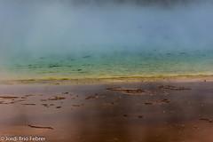 Grand Prismatic Spring (Jordi Brió) Tags: yellowstonenationalpark geyser tetoncounty nikon wy grandprismaticspring teton yellowstone county d7200 us grandprismatic national unitedstates basin termal nationalpark park midway midwaygeyserbasin usa jordibrio thermal wyoming estadosunidos