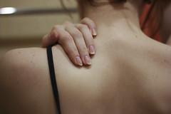 forever young (alinakasimova1) Tags: canon 550d 50mm girl hand spine meet beauty warm light