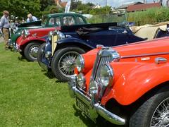 MG TF 1954, TC 1949, TD 1950, YB 1953 P1220552mods (Andrew Wright2009) Tags: maldon motor show essex england uk historic heritage vehicle classic cars automobiles mg tf 1954 tc 1949 td 1950 yb 1953