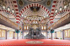 Mosque. (Crusade.) Tags: architecture canon turkey religion mosque tse pamukkale izmir tiltshift tse17