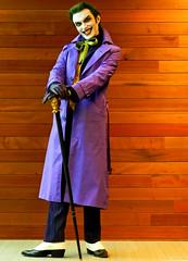 Joker (AlyssaRKing) Tags: batman joker comicconvention thejoker bigwow batmanvillain dcvillain bigwowcomicfest harleysjoker