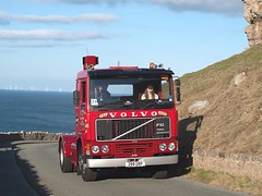 299 GRP  1984  Volvo F10 (wheelsnwings2007/Mike) Tags: volvo f10 1984 299 grp