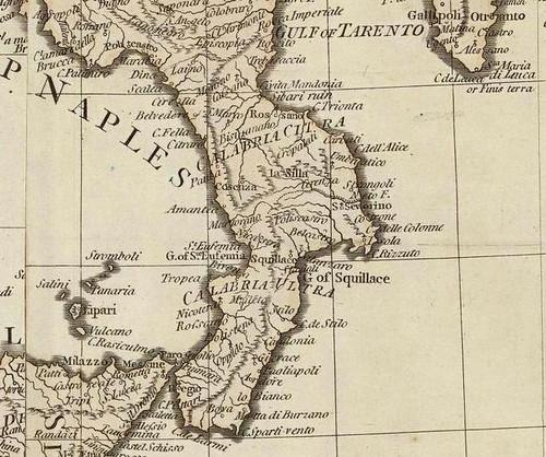 Calabria 1785