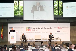 I Madrid Food & Drink Summit 2013