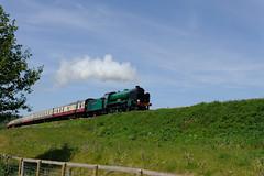 SR 925 'CHELTENHAM' @ Winchcombe, 26 May 2013 (Woolwinder) Tags: winchcombe 440 southernrailway gloswarksrly 925cheltenham