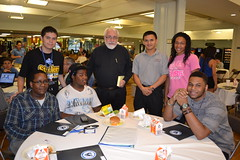Humanities and Fine Arts Academic Orientation Luncheon (10) (saintvincentcollege) Tags: students campus education fine arts pa event benedictine orientation academic humanities latrobe saintvincentcollege