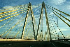 Fred Hartman Baytown Bridge, Texas (gravescout) Tags: bridge vacation texas baytown roadtrip shipchannel fredhartman takenfromthecar 2013 takenfromcar