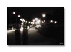 Light Night (Miserazzi D) Tags: street love zeiss bokeh sony coeur nuits 13518 a99 veynes
