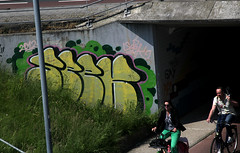 graffiti (wojofoto) Tags: holland graffiti nederland netherland seek trackside wojofoto