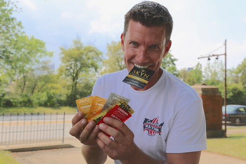 Condom Nation Honors National HIV Testing Day with the Columbus Dept. of Health & Lifestyles Condoms