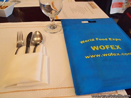 World Food Expo 2013 blogcon