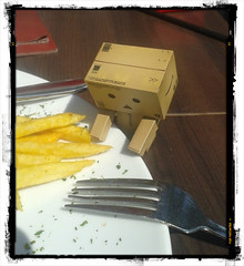 all mine (missesined) Tags: danbo danboard