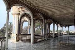 Terraza del castillo (Marcos GP) Tags: castle peru lima castillo terraza peruvian caete marcosgp