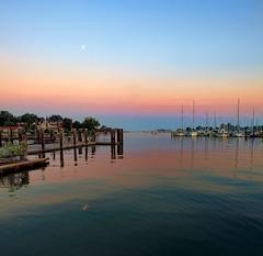 Harbor Sunset [Explore] (louieliuva) Tags: