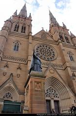 St Mary's Cathedral, Sydney, Australia (JH_1982) Tags: new st wales cathedral south sydney australia nsw marys australien australie 澳大利亚 シドニー オーストラリア 悉尼 австралия 오스트레일리아 сидней sídney