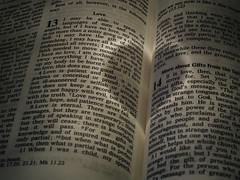 1 Corinthians 13 (- Etude -) Tags: love bible 1corinthians13