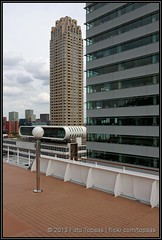 2013-07-28 Rotterdam - New Orleans & WPC gezien vanaf de MSC Magnifica (Topaas) Tags: cruise rotterdam neworleans cruiseship msc cruiseschip wilhelminapier hollandamerikakade msccruises mscmagnifica sonya77 sonyslta77 sonyslta77v