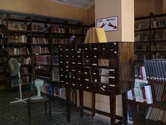 BIBLIOTECA DE GUANABACOA (Luz D. Montero Espuela. 2.5 million visits. Thanks) Tags: amrica library cuba biblioteca habana caribe guanabacoa ciudaddelahabana luzdmonteroespuela