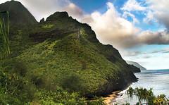 Kauai 017 (Nathan Strabala, MD) Tags: usa beach hawaii kauai hanakapiai 2011 kalalautrail originalraw nathanstrabala authornathanstrabala darciestrabala hanaleidistrict