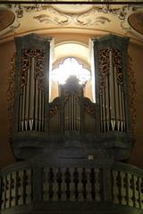 Orgel - Kirchenorgel der Kirche Hospental ( Gotteshaus katholisch - Baujahr 1706 - 1708 - Geweiht Maria Himmelfahrt - Stil Barock ) im Dorf Hospental im Urserental ( Urseren Ursern ) im Kanton Uri in der Innerschweiz - Zentralschweiz der Schweiz (chrchr_75) Tags: music church schweiz switzerland suisse suiza swiss iglesia kirche september chiesa organ igreja suíça instrument musik organo christoph svizzera kerk organe orgel sveits uri kirkko kirke sviss zwitserland sveitsi kościół suissa urut церковь 教会 musikinstrument kirchenorgel órgano kanton chrigu szwajcaria εκκλησία órgão 1309 スイス 2013 kantonuri chrchr chiuche hurni 臓器 chrchr75 chriguhurni september2013 kirchenorgeln albumkirchenorgelnderschweiz chriguhurnibluemailch orgán hurni130903 albumzzzz130903tomasee