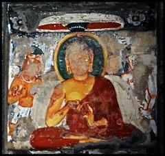 Ajanta fresco (Indi