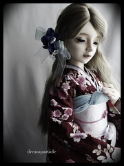 Waiting for your smile (dreamparticles) Tags: ball switch doll bjd dolly humming hane jointed ancy