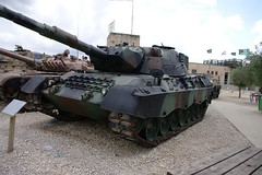 "Leopard 1A1 (4) • <a style=""font-size:0.8em;"" href=""http://www.flickr.com/photos/81723459@N04/10069805344/"" target=""_blank"">View on Flickr</a>"