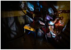 wwpw chair (Lee Gunn) Tags: manchester victoria baths grime wwpw2013