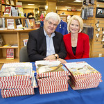 """<b>Callista Gingrich Book Signing_100513_0001</b><br/> Photo by Zachary S. Stottler Luther College '15<a href=""""http://farm4.static.flickr.com/3698/10181231753_0001d3fd7e_o.jpg"""" title=""""High res"""">∝</a>"""