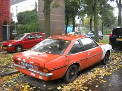 85-RT-95 Opel Manta Arnhem (willemalink) Tags: arnhem manta opel 85rt95