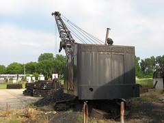 irymKoehringCrane_1 (TurningAngles) Tags: railroad construction crane machine trains machinery excavator illinoisrailwaymuseum koehring