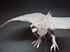 Eagle (Rydos) Tags: bird art paper origami eagle fold folding hung nguyen cuong hanji nguyenhungcuong